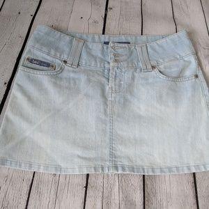 🧁5/$25 LEI Juniors Denim Skirt